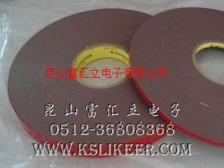 厂供亚克力泡棉双面胶带 替代3M进口胶带