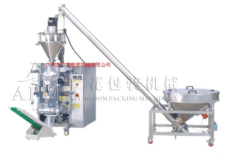 GH420B大剂量药粉包装机