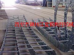 藍箭機床附件-專業生產機床穿線工程鋼鋁拖鏈:西安市機床鋼鋁拖鏈