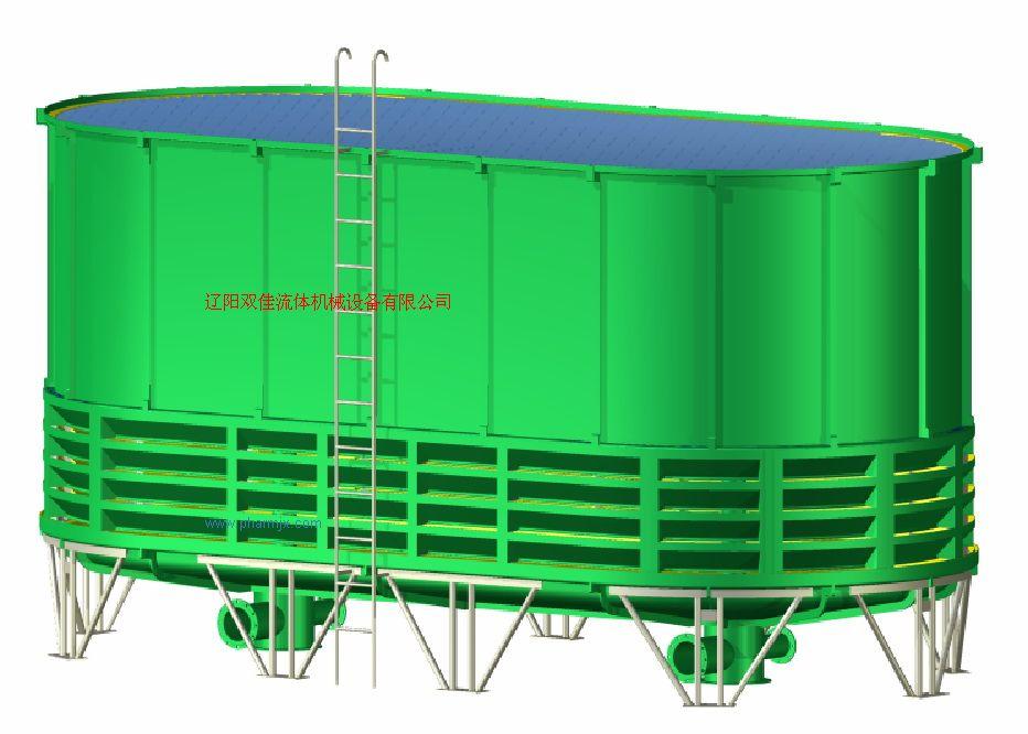 供应高温水冷却塔