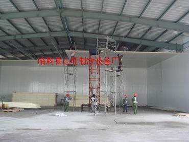 酒店冷藏库建造|专业生产小型冷库设备|小型冷库