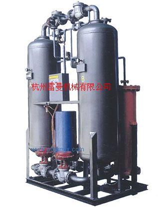 吸附式干燥機 |微熱再生壓縮空氣干燥機