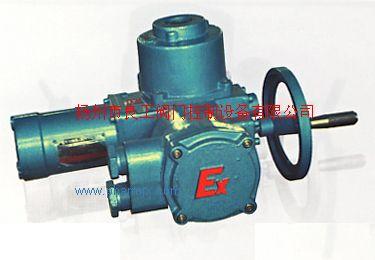 角行程隔爆型阀门电动执行器Q40-1B技术参数