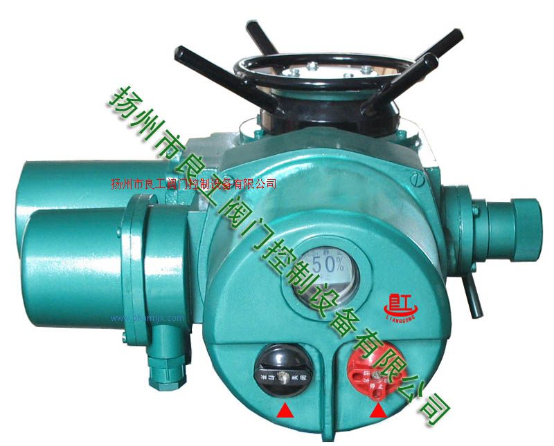 整體型電動閥門驅動裝置Z20-24W/Z使用說明