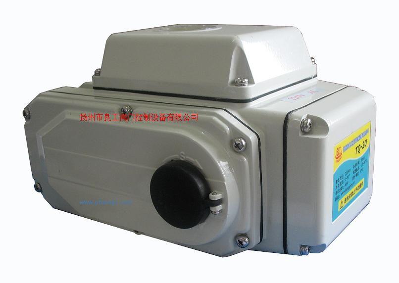 良工精小型TQ系列阀门电动头TQ-40型制造商