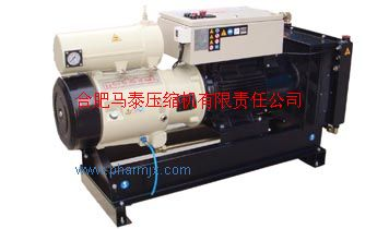 滑片式空气压缩机