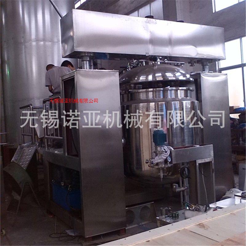 ZJR-1300L大型不銹鋼高速剪切真空乳化機