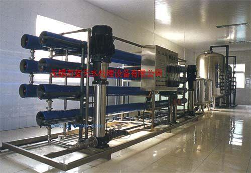 纯水设备 反渗透设备 软化水设备