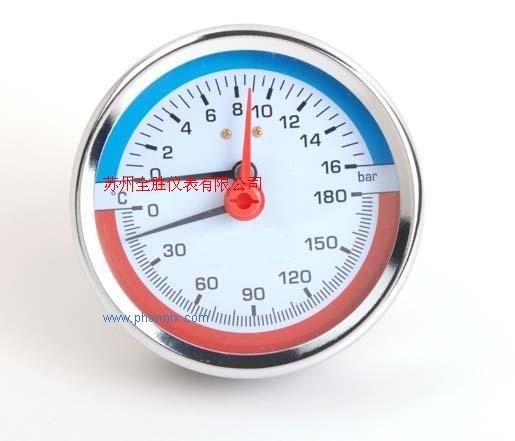 温度压力一体表