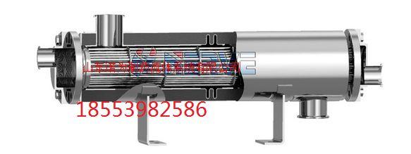 無菌級雙管板換熱器