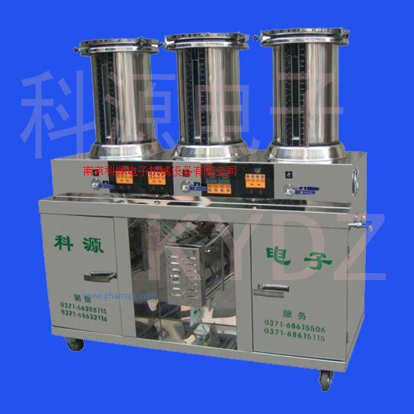 南京煎藥機KY8-200CS(常溫常壓視窗3+1)