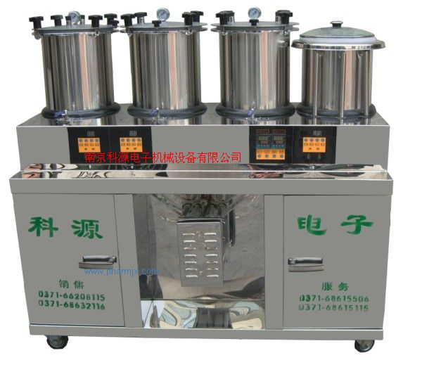 揚州煎藥機KY8Y-200C