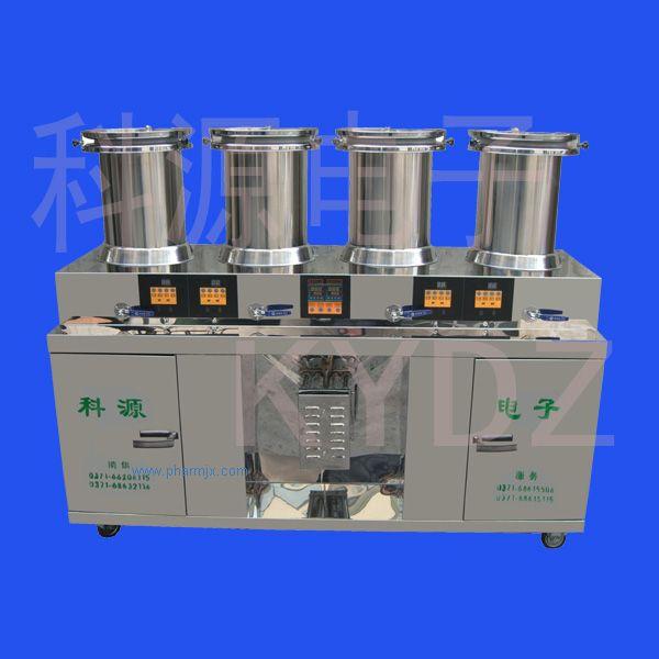 蘇州煎藥機包裝機KY8-200D(常溫常壓4+1)