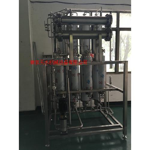 內螺旋多效蒸餾水機
