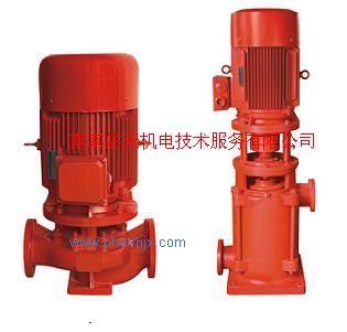 XBD-L\XBD-DL立式消防泵