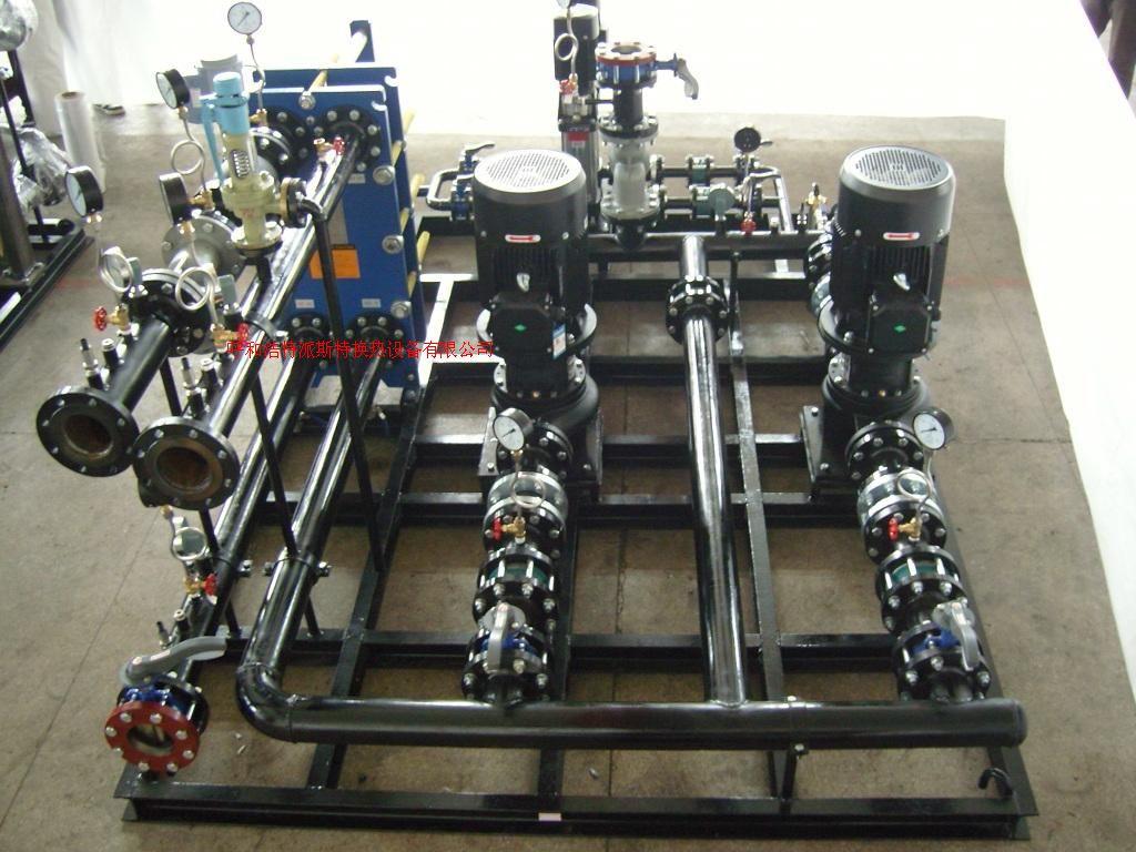 内蒙古水-水换热机组