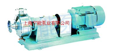 上海宁能单级不锈钢均质乳化泵