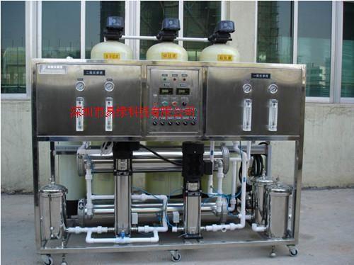 易绿科技供应制药电子锅炉食品工业RO反渗透高纯水设备