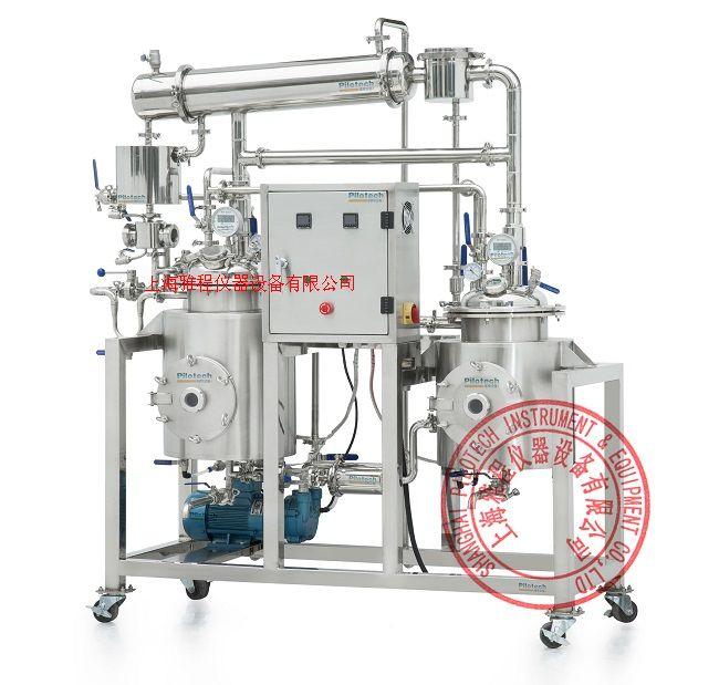 YC-100多功能提取浓缩回收机组