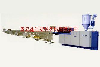 青島鑫達塑料機械廠PPR管材生產線廠家