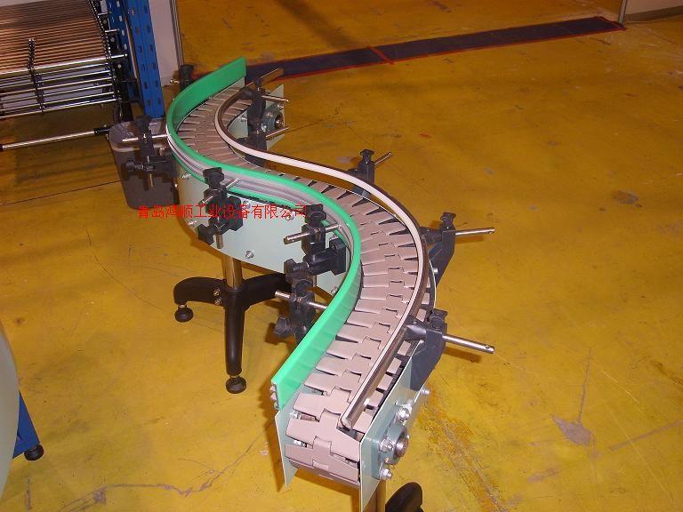 青岛链板输送机