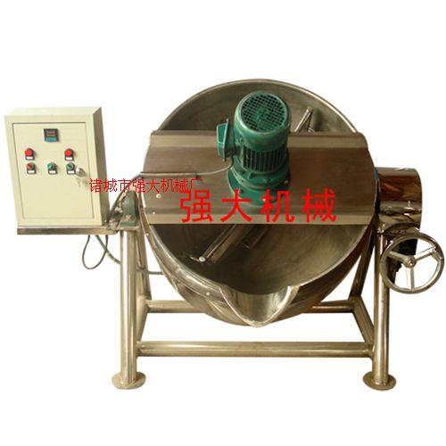 燃氣夾層鍋/食品蒸煮鍋/可傾式夾層鍋/帶攪拌夾層鍋/不銹鋼夾層鍋/燃氣砂鍋