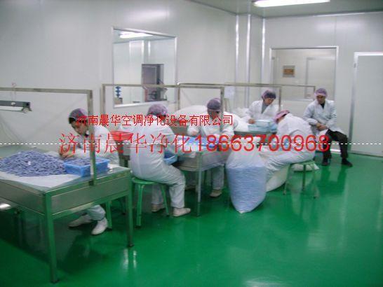 山東藥材包裝凈化車間專業承建