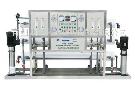 供应山东全不锈钢医药纯化水设备,去离子水设备