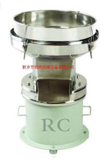 中藥粉專用450型過濾篩分機