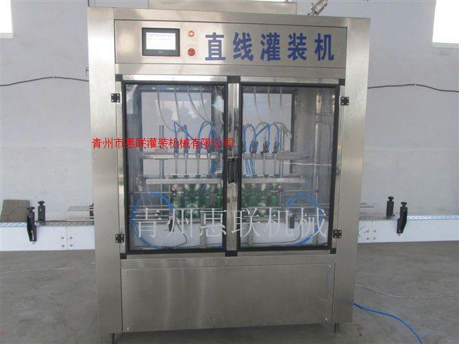 玻璃水防凍液灌裝設備