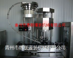 自動理蓋旋蓋機