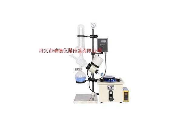 RE-201D旋转蒸发器实验室小型真空旋转蒸发器