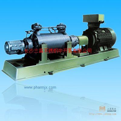 多級離心泵(多級熱油泵),DY熱油泵
