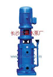 DL型單級多吸立式離心清水泵