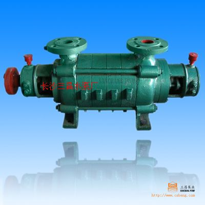 D型多級單吸離心清水泵