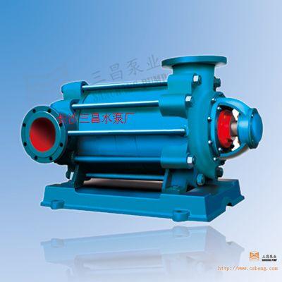 DM型多級礦用離心泵