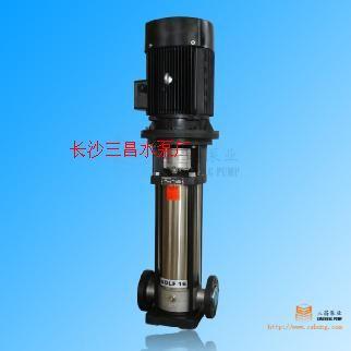 DL型多級單吸立式離心清水泵