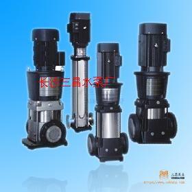 DLR型立式多級熱水離心泵