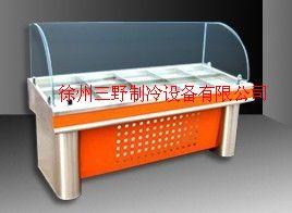 冷藏柜 超市专用展示敞开式冷藏柜 厨用不锈钢冷冻冷藏柜