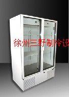 冷藏柜 岛式冷冻冷藏柜 平式冷冻机外置冷藏柜 汽水冷藏柜