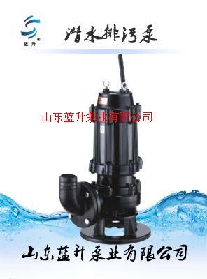 煙臺WQ系列潛水排污泵行業*品牌