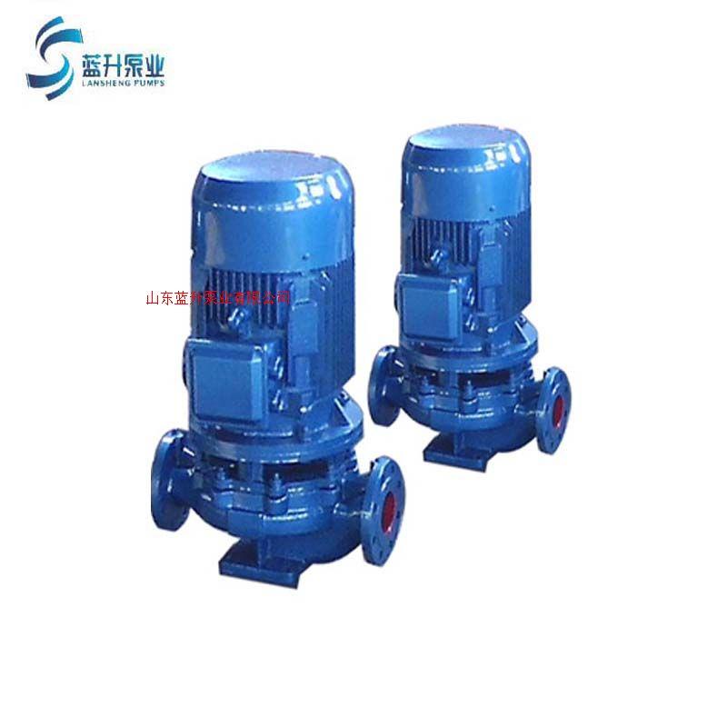 濟南藍升IRG熱水管道增壓泵現貨