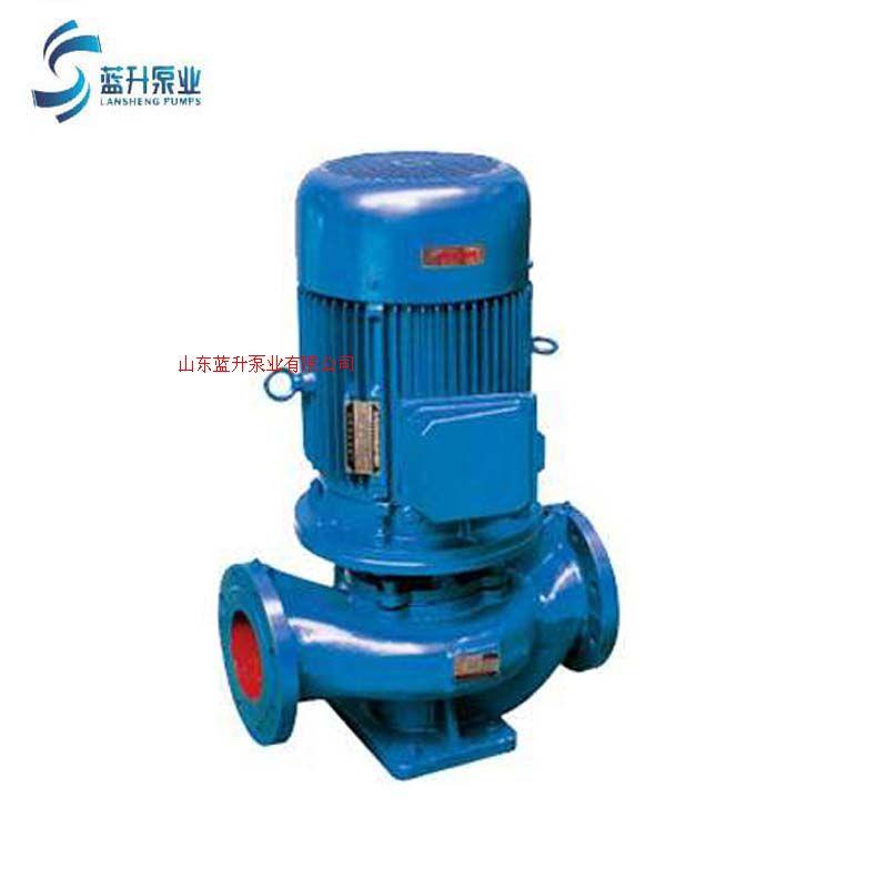 供應藍升ISG管道加壓泵