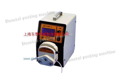 蠕动泵灌装机