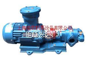 泊欣2CY齒輪泵的原理結構分析