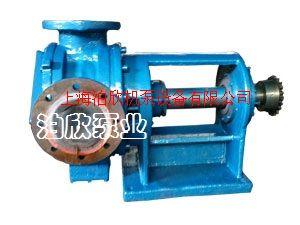 高粘度泵的內部結構分析