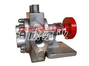 不銹鋼泵齒輪泵的走勢