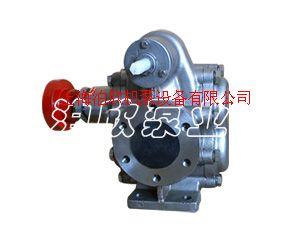 不銹鋼齒輪泵耐酸堿的功能