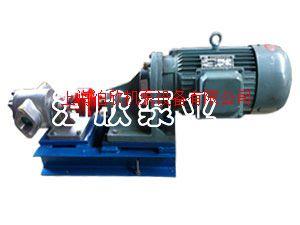 KCB不銹鋼齒輪泵|不銹鋼泵|不銹鋼齒輪泵軸封泄漏應用