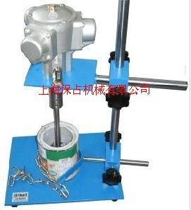 上海fkeli實驗室攪拌機 小型氣動攪拌機1-5L